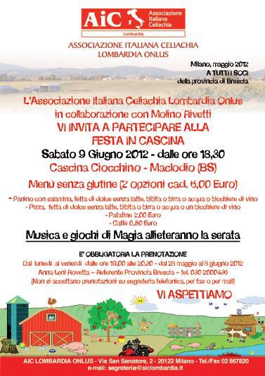 festa in cascina2012