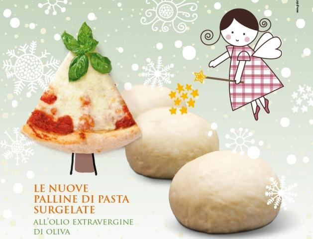 palline pasta pizza