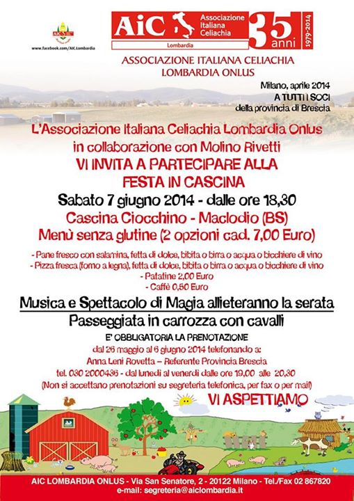 festa in cascina 2014