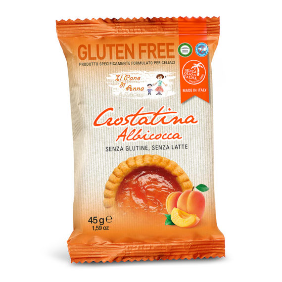 Crostatina Albicocca-pack