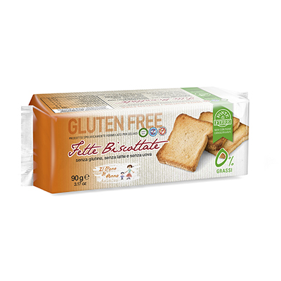 Fette biscottate pack