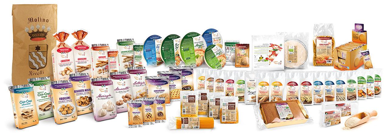 il pane di anna – farine, preparati ed alimenti completamente gluten